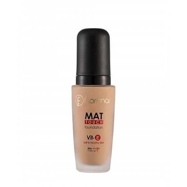 Flormar Mat Touch Foundation - Mat Fondöten No:M303 Classic Beige 30Ml